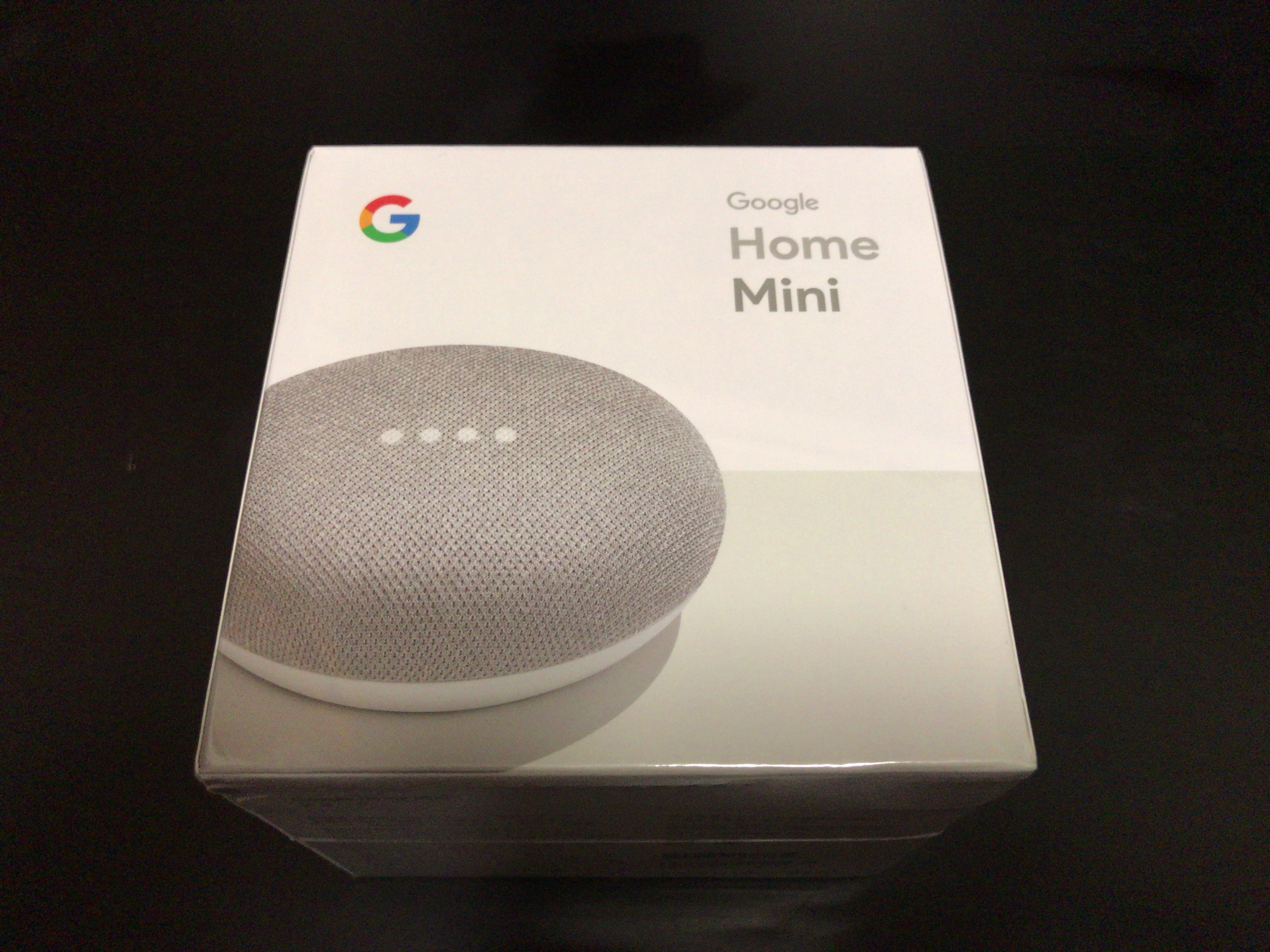 Google Home Miniを購入